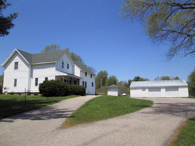 20916 12 Mile Road, Big Rapids Twp, MI 49307 (#72021012009) :: Keller Williams West Bloomfield