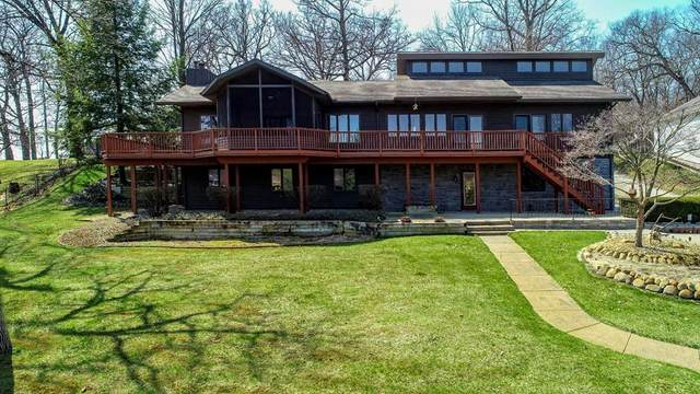 69751 Hilltop Road, Porter Twp, MI 49130 (MLS #69021012033) :: The John Wentworth Group
