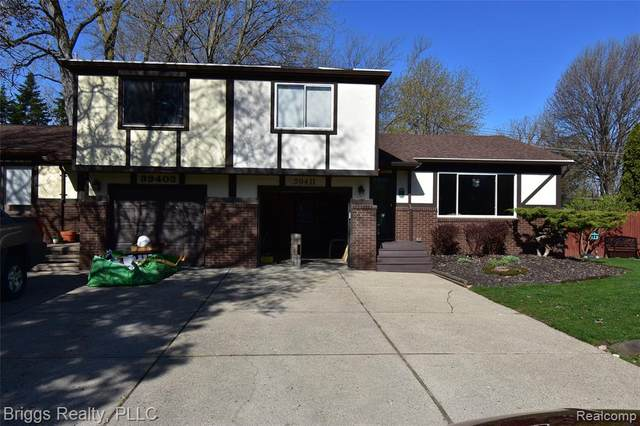 39411 Jefferson, Harrison Twp, MI 48045 (#2210025502) :: Real Estate For A CAUSE