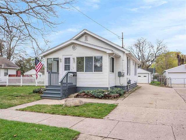 120 Austin Ave, CITY OF JACKSON, MI 49202 (#55202100936) :: Real Estate For A CAUSE
