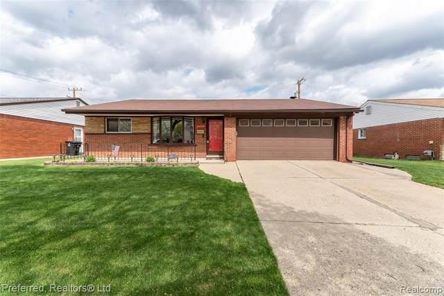 34314 Tonquish Trail, Westland, MI 48185 (#2210025516) :: The Alex Nugent Team | Real Estate One