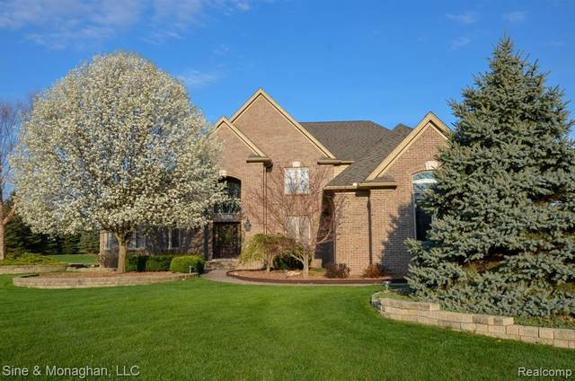 1320 Welser Way, ST. CLAIR TWP, MI 48079 (#2210025569) :: Robert E Smith Realty
