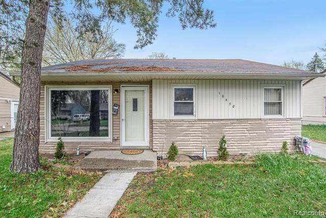 10430 Saratoga Street, Oak Park, MI 48237 (#2210025595) :: The Alex Nugent Team | Real Estate One