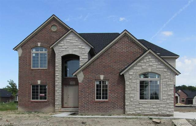 54061 Deadwood Lane, Shelby Twp, MI 48315 (#2210025621) :: Real Estate For A CAUSE