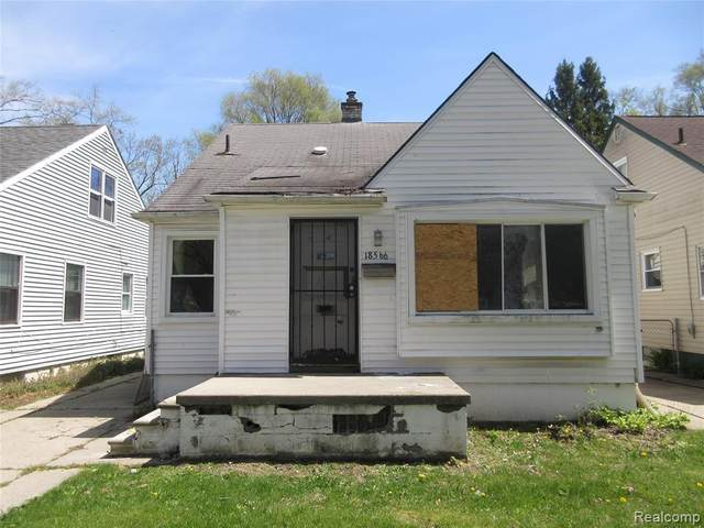 18566 Appleton Street, Detroit, MI 48219 (#2210025623) :: Real Estate For A CAUSE