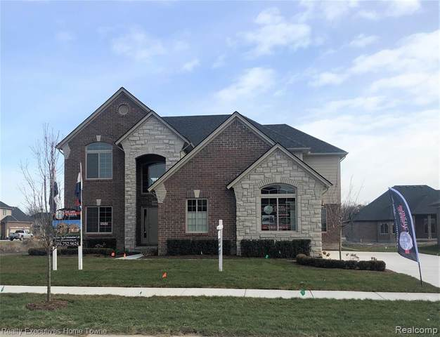 54321 Deadwood Lane, Shelby Twp, MI 48315 (#2210025625) :: Real Estate For A CAUSE