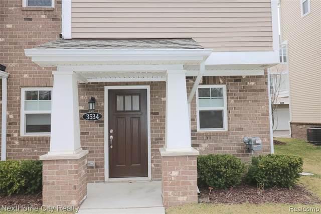 3534 Rochester Road, Royal Oak, MI 48073 (#2210025630) :: The Alex Nugent Team   Real Estate One