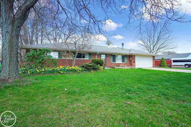 28145 Kingsberry, Chesterfield Twp, MI 48047 (#58050038838) :: Real Estate For A CAUSE