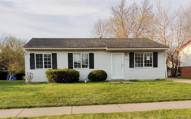 29066 Burning Tree Lane, Romulus, MI 48174 (#2210025664) :: Duneske Real Estate Advisors