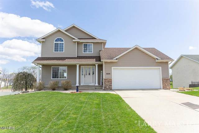 6656 Rye Grass Court SE, Gaines Twp, MI 49508 (#65021012131) :: Duneske Real Estate Advisors