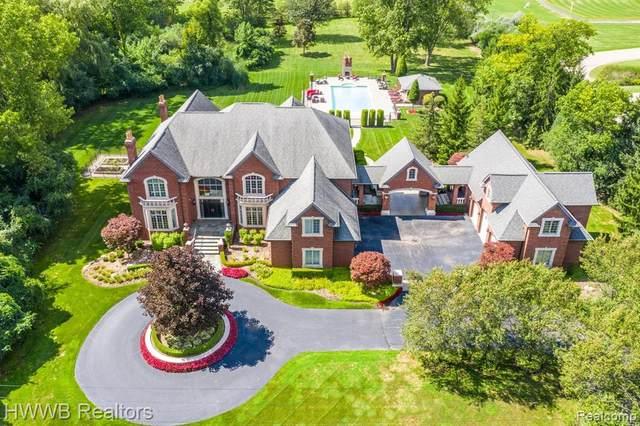3530 Lahser Road, Bloomfield Twp, MI 48302 (#2210025673) :: GK Real Estate Team