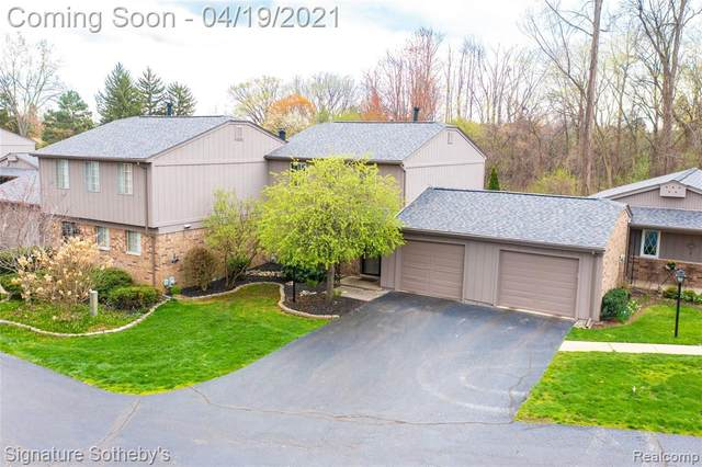 1195 Rolling Acres Drive, Bloomfield Hills, MI 48302 (#2210025732) :: The Alex Nugent Team | Real Estate One