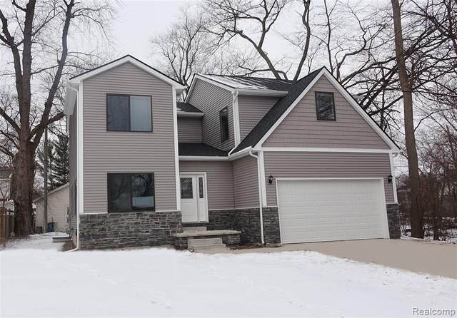0000 Pontiac Trail, West Bloomfield Twp, MI 48323 (#2210025736) :: Real Estate For A CAUSE