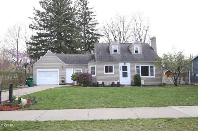 617 East Street, Three Rivers, MI 49093 (#65021012200) :: GK Real Estate Team