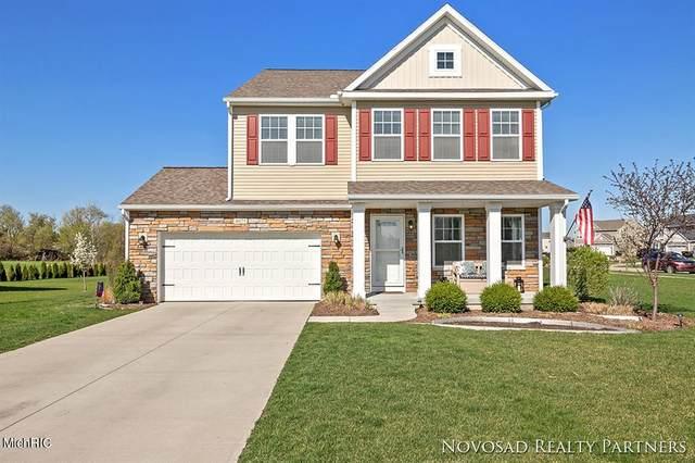 4075 Springmist Drive, Jamestown Twp, MI 49426 (#65021012216) :: GK Real Estate Team