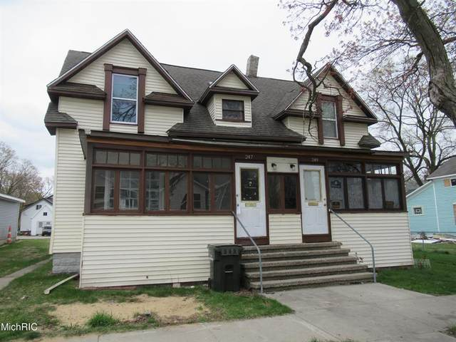 247 Monroe Avenue, Muskegon, MI 49441 (#65021012221) :: Duneske Real Estate Advisors