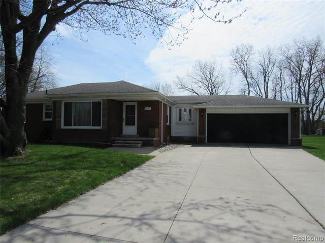 22901 Northline Rd, Taylor, MI 48180 (#2210025848) :: Real Estate For A CAUSE