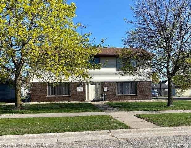 310 Cottrell Street, Marine City, MI 48039 (#2210025919) :: Real Estate For A CAUSE