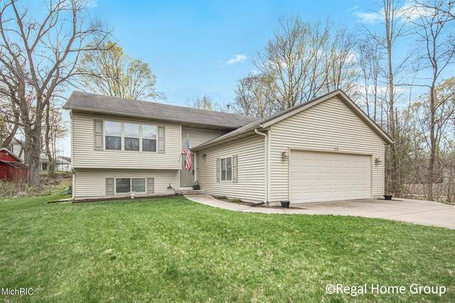 113 Summit Drive, Allegan, MI 49010 (#65021012305) :: NextHome Showcase