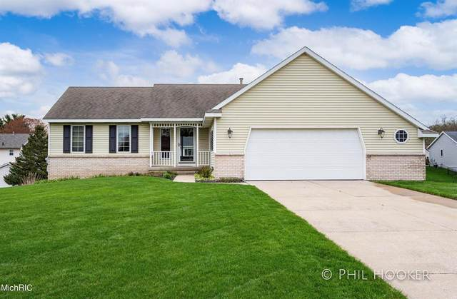 7295 Pine Aire Court, Georgetown Twp, MI 49428 (MLS #65021012314) :: The John Wentworth Group