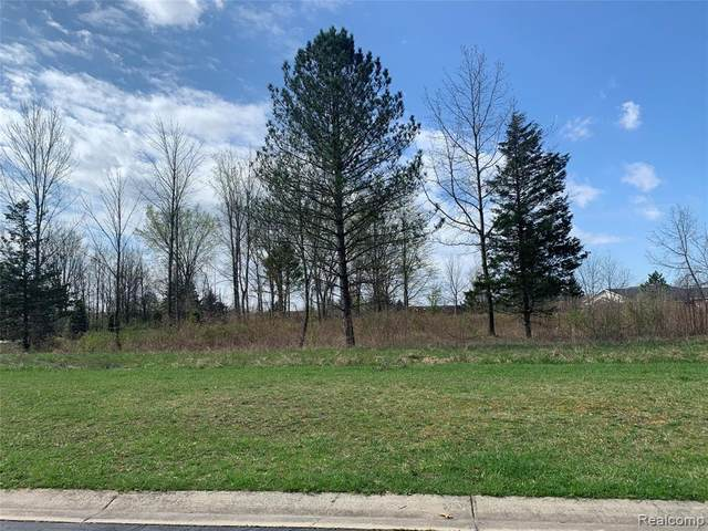 Lot 11 Turning Leaf Drive, Genoa Twp, MI 48843 (#2210025951) :: Real Estate For A CAUSE