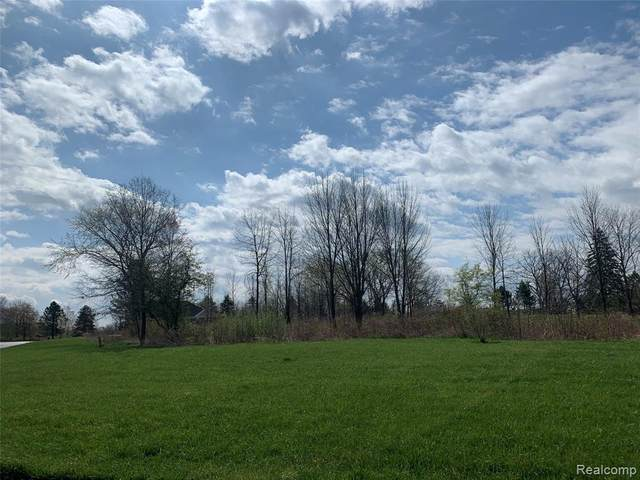 Lot 12 Turning Leaf Drive, Genoa Twp, MI 48843 (#2210025962) :: Real Estate For A CAUSE