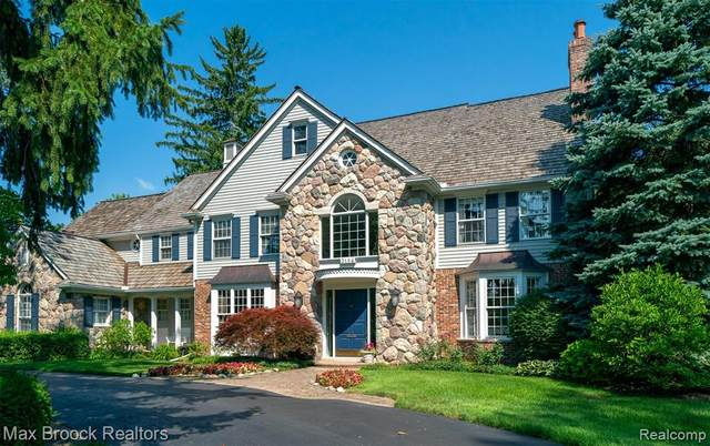 3184 Morningview Terrace, Bloomfield Twp, MI 48301 (#2210025971) :: GK Real Estate Team