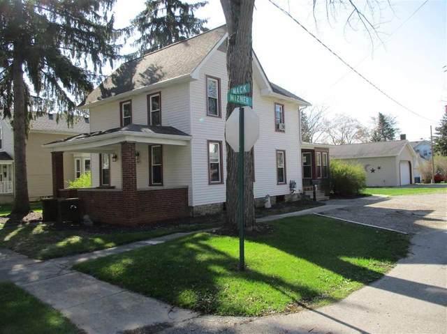 317 W Mack Street, Corunna, MI 48817 (#60050038942) :: The Alex Nugent Team | Real Estate One
