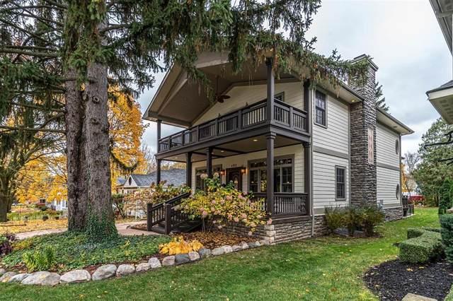 480 Orchard Drive, Northville, MI 48167 (#543280131) :: GK Real Estate Team