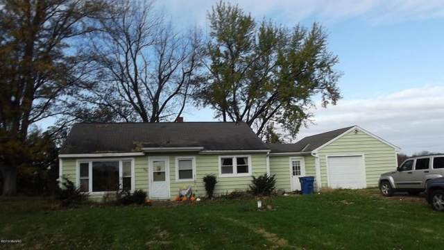 280 S Centennial Rd, OVID TWP, MI 49036 (#62021012351) :: Real Estate For A CAUSE
