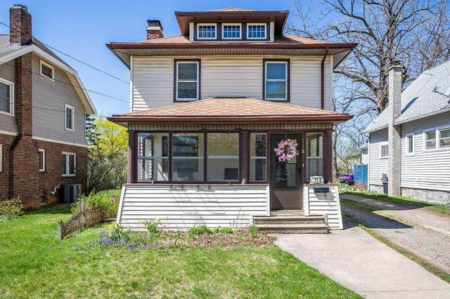 118 S Grinnell, CITY OF JACKSON, MI 49203 (#55202100956) :: The Alex Nugent Team | Real Estate One