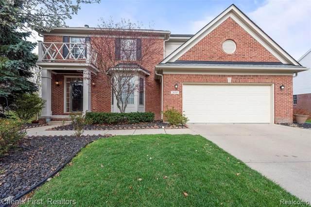 24265 Myrtle Court, Novi, MI 48375 (#2210026040) :: Duneske Real Estate Advisors