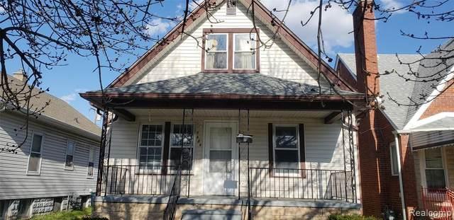 5484 Maple Street, Dearborn, MI 48126 (#2210026052) :: The Merrie Johnson Team