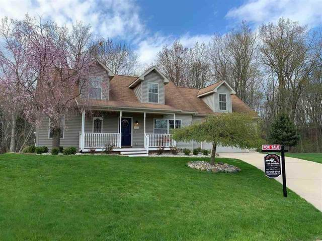 4892 Jacobson Dr, BLACKMAN CHARTER, MI 49201 (#55202100963) :: Real Estate For A CAUSE
