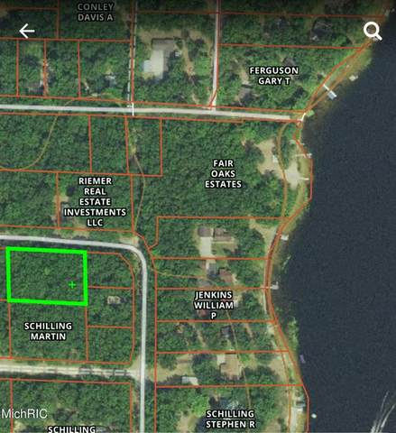 Lot 121/24 Martin Rd, Branch Twp, MI 49402 (#67021012417) :: RE/MAX Nexus