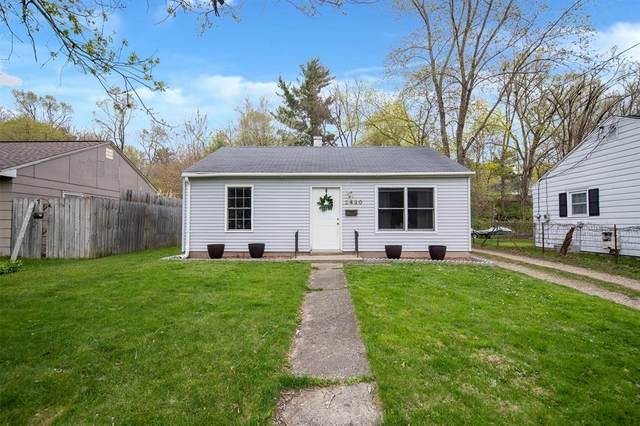 2430 Hillsdale Avenue, Kalamazoo Twp, MI 49006 (#66021012437) :: Duneske Real Estate Advisors