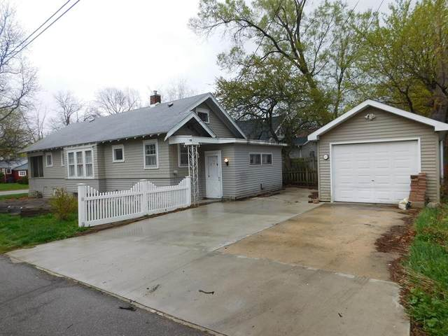 100 Foster Avenue, Battle Creek, MI 49015 (#64021012435) :: Real Estate For A CAUSE