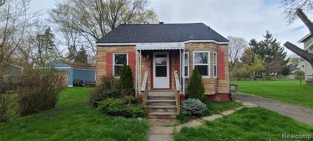 37 E Cornell Avenue, Pontiac, MI 48340 (#2210026138) :: Keller Williams West Bloomfield