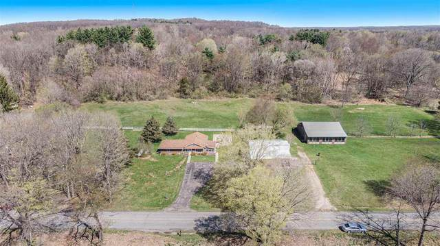 2620 Crouch Rd, Liberty, MI 49201 (#55202100965) :: The Alex Nugent Team | Real Estate One