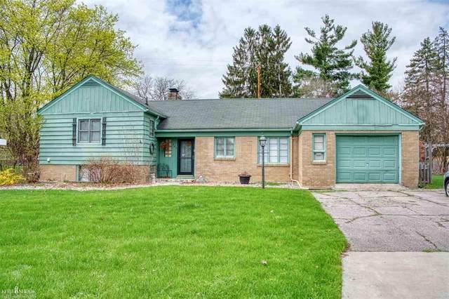 703 N Vassar, Durand, MI 48429 (#5050039009) :: The Alex Nugent Team | Real Estate One