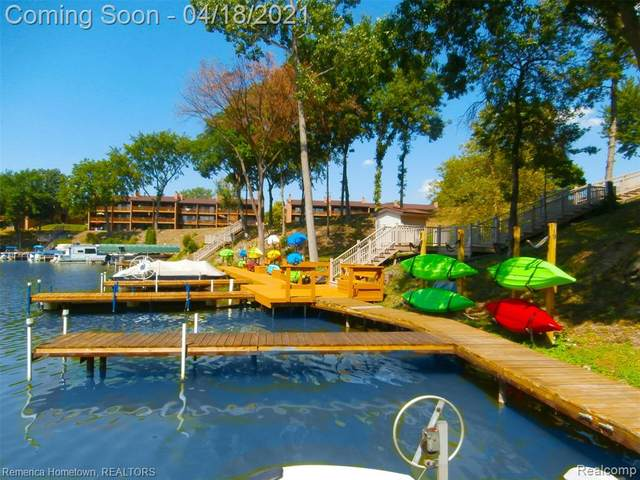 48375 Bayshore Drive, Van Buren Twp, MI 48111 (#2210026193) :: Duneske Real Estate Advisors