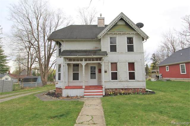 225 W 5TH Street, Imlay City, MI 48444 (#2210026230) :: Real Estate For A CAUSE