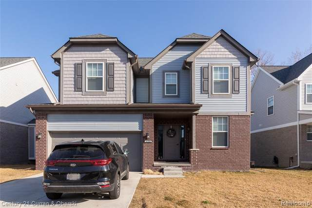 47534 Viola Lane, Chesterfield Twp, MI 48047 (#2210026265) :: Real Estate For A CAUSE