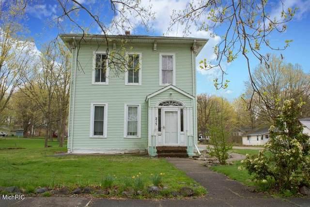217 S O'keefe Street, Cassopolis Vlg, MI 49031 (#69021012522) :: Real Estate For A CAUSE