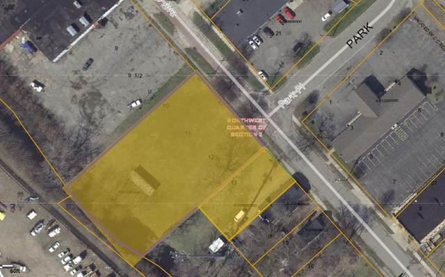 602 Hupp Ave, CITY OF JACKSON, MI 49203 (#55202100970) :: The Alex Nugent Team | Real Estate One