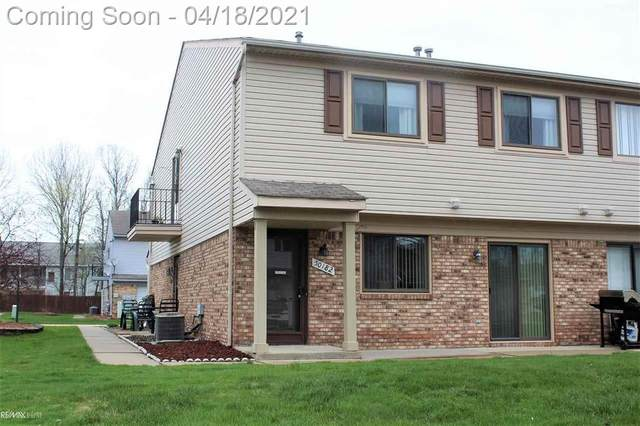 50182 N Horst Ct., Chesterfield Twp, MI 48047 (#58050039033) :: Real Estate For A CAUSE