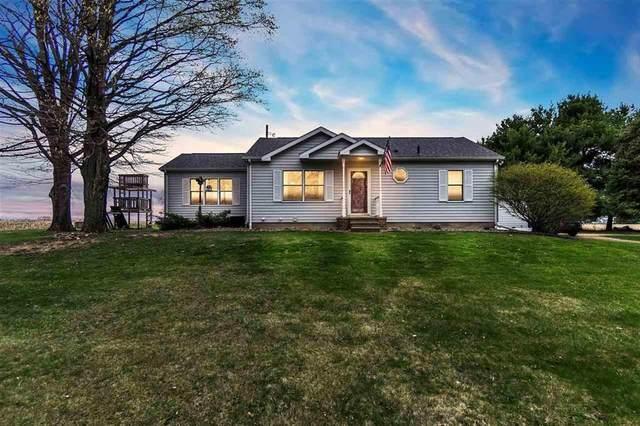 9861 23 MILE RD, ECKFORD, MI 49245 (#55202100971) :: Real Estate For A CAUSE