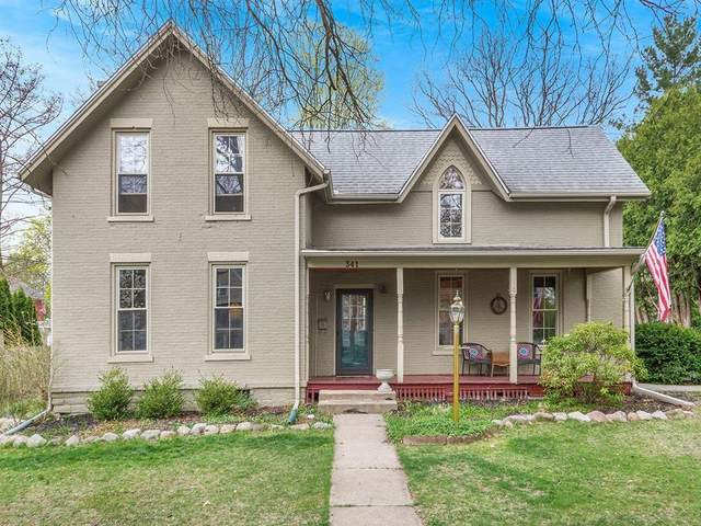 341 N Madison Street, Marshall, MI 49068 (#64021012580) :: Real Estate For A CAUSE