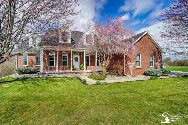 4488 E Dunbar, Monroe Twp, MI 48161 (#57050039046) :: The Alex Nugent Team | Real Estate One