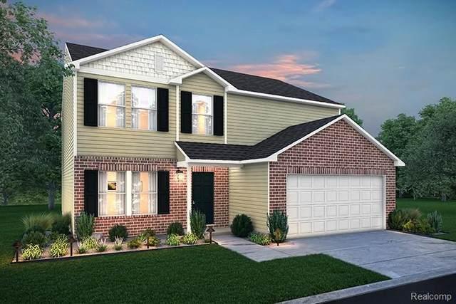 8751 W Park Ridge Circle, Berlin Twp, MI 48166 (#2210026379) :: Real Estate For A CAUSE
